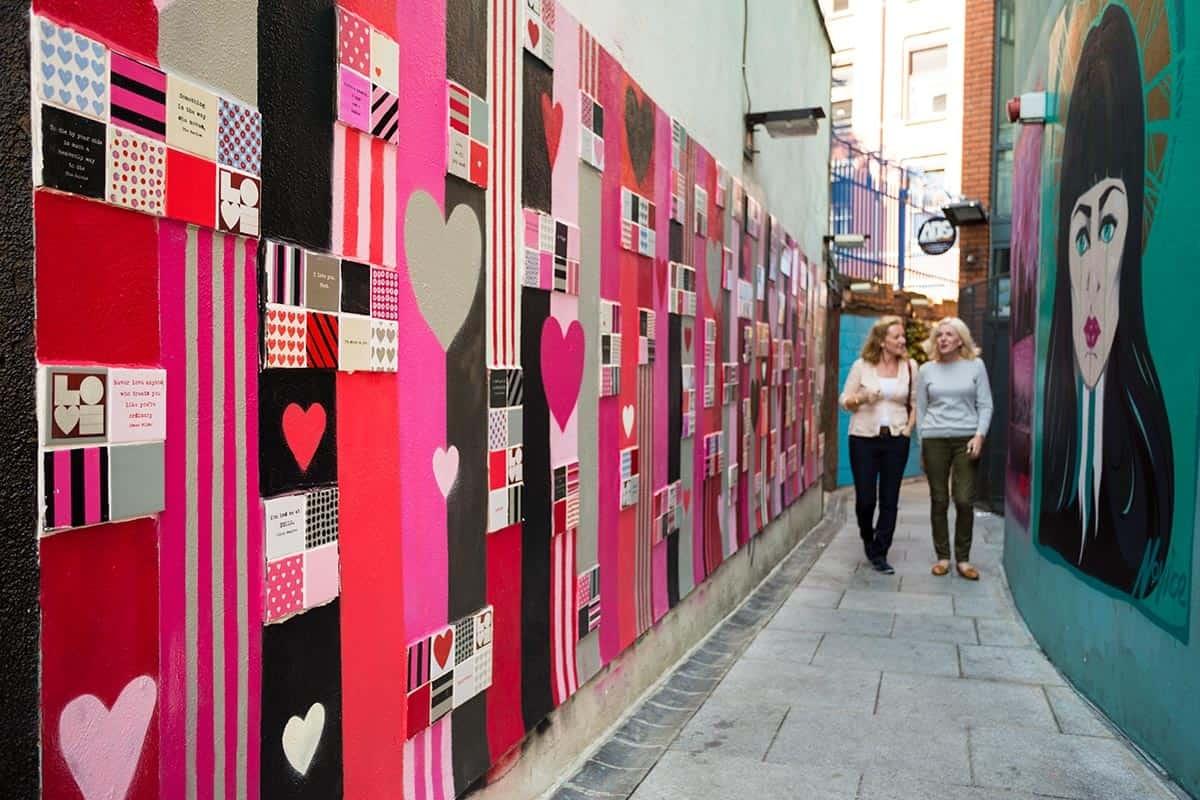 Love Lane, Temple Bar, Dublin