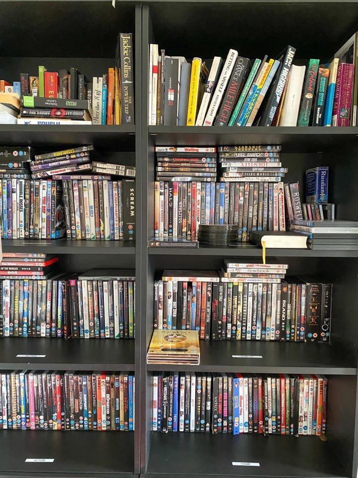 Gardiner House Hostel movies collection