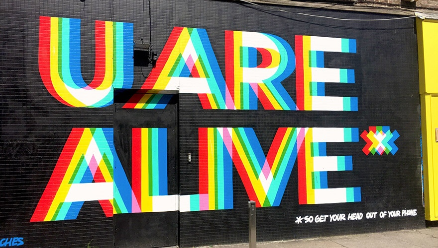 U are alive by Arches and MASER